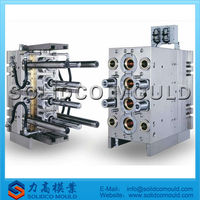 OEM plastic injection mold for medical tube