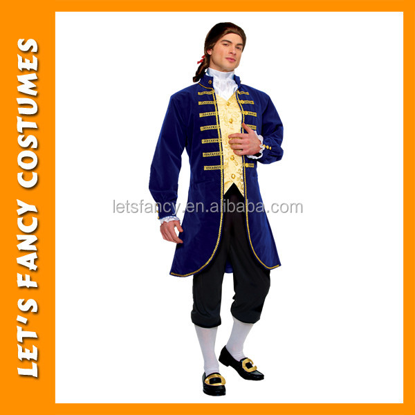 Baroque Royal European medieval cosplay Costume PGMC0888