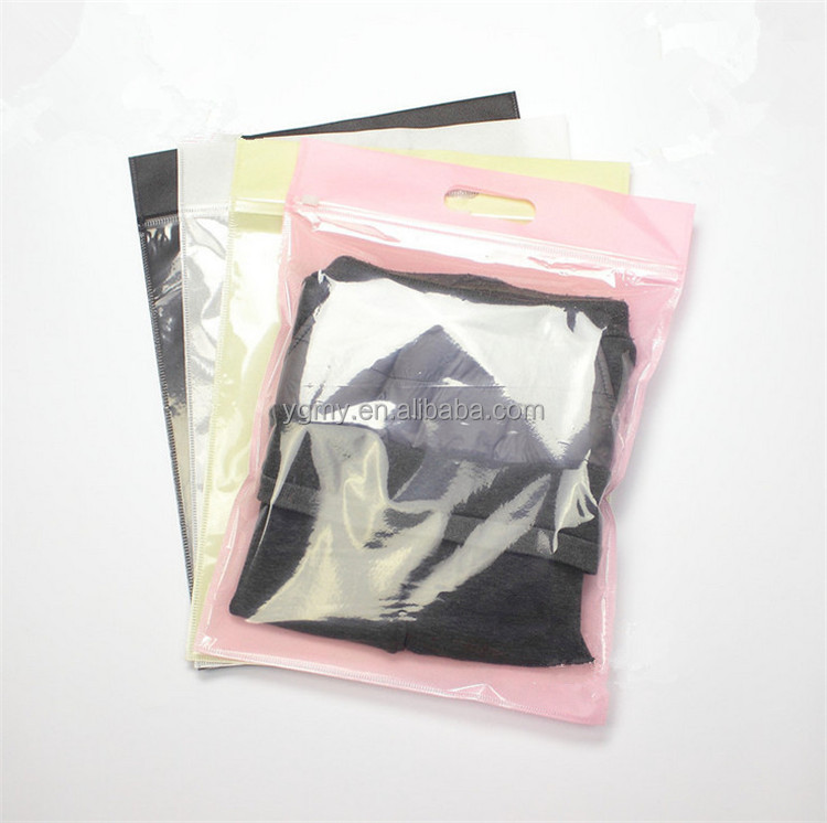 Shopping Packaging Plastic and Non-woven Bag for clothes, t shirt