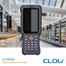 CLOU industrial CL7202G3 Android 5.1 PDA with RFID reader and barcode scanner