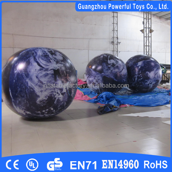 helium balloons wholesale inflatable earth balloons globe balloon