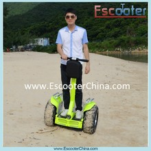 classic 4000w 2 wheel electric scooter self balancing with big wheels for Renting, Patrolling and Traveling
