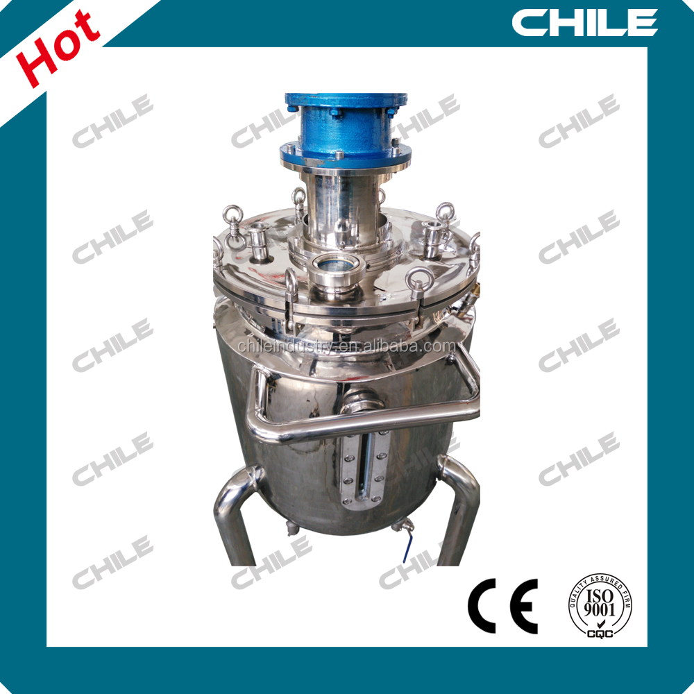 Vessel/reactor/mixing kettle of Chile