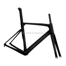 Carbon road bike frame 2017 carbon AERO road frame disc brake
