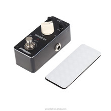 Aroma Electric Guitar Effect Pedal with Fastener Tape Aluminum Alloy Housing True Bypass