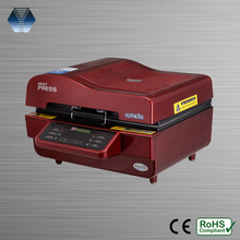 High Quality Heat Press 3D Sublimation Vacuum Heat Transfer Machine