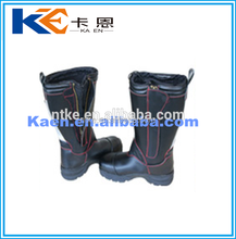 Low Price Fire fighter working boots With Good Service