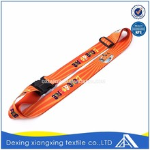 Flexible Oem High Quality Cute Motorcycle Lockable Luggage Name Strap Factory