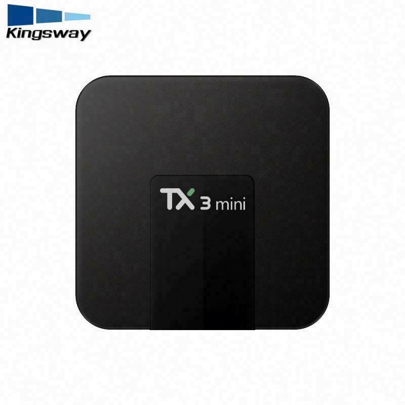 tx3 mini Smart TV Box android 7.1 4K External Antenna android TV Box