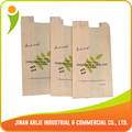 Greaseproof bread paper bag with window