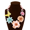 Hot Sale Necklace Wholesale ,High Quality Necklace Acrylic Jewelry(SWTAA1651)