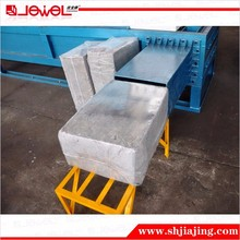 CE quality Jewel brand hydraulic horizontal Press Rice Husk compress and bagging Baling machine
