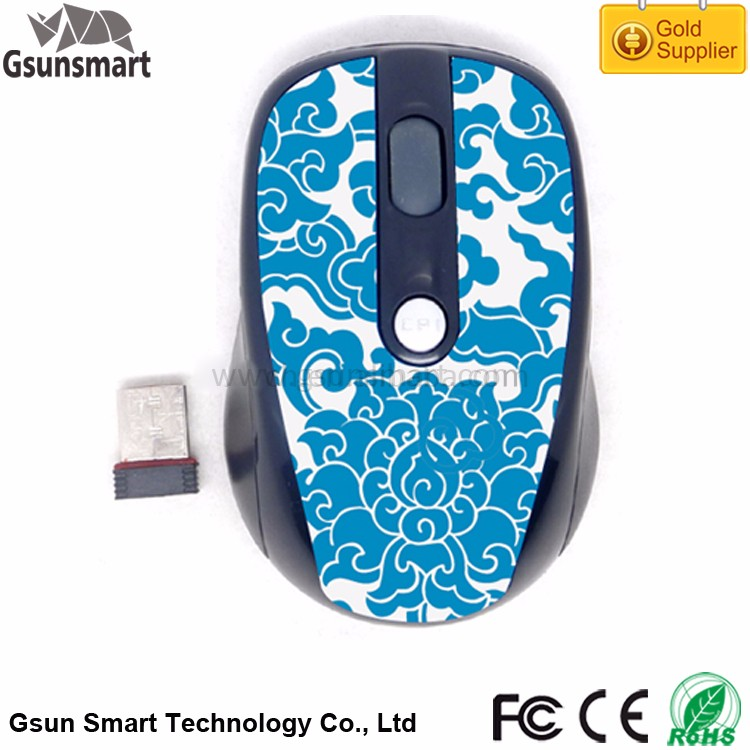 WM-04 Ergonomic Drivers 2.4ghz USB 3D wireless Optical Mouse Wireless Keyboard and Mouse for PC Laptop