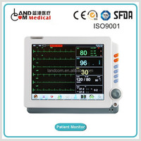"Patient Monitor with 12.1"" color TFT touch screen"
