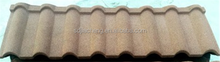 Factory price Stone coated Metal Roof Tile, Stone chip coated Steel Roof Tile