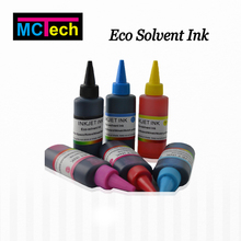 Inkjet printer cartridges Eco Sol Ink for mutoh eco solvent printer