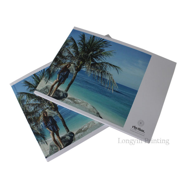 Customized fashion magazines, photo album, photo book printing