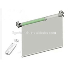 Motor Electric/ Motorized Remote Control Roller Blinds/ Window Shades/ Curtains