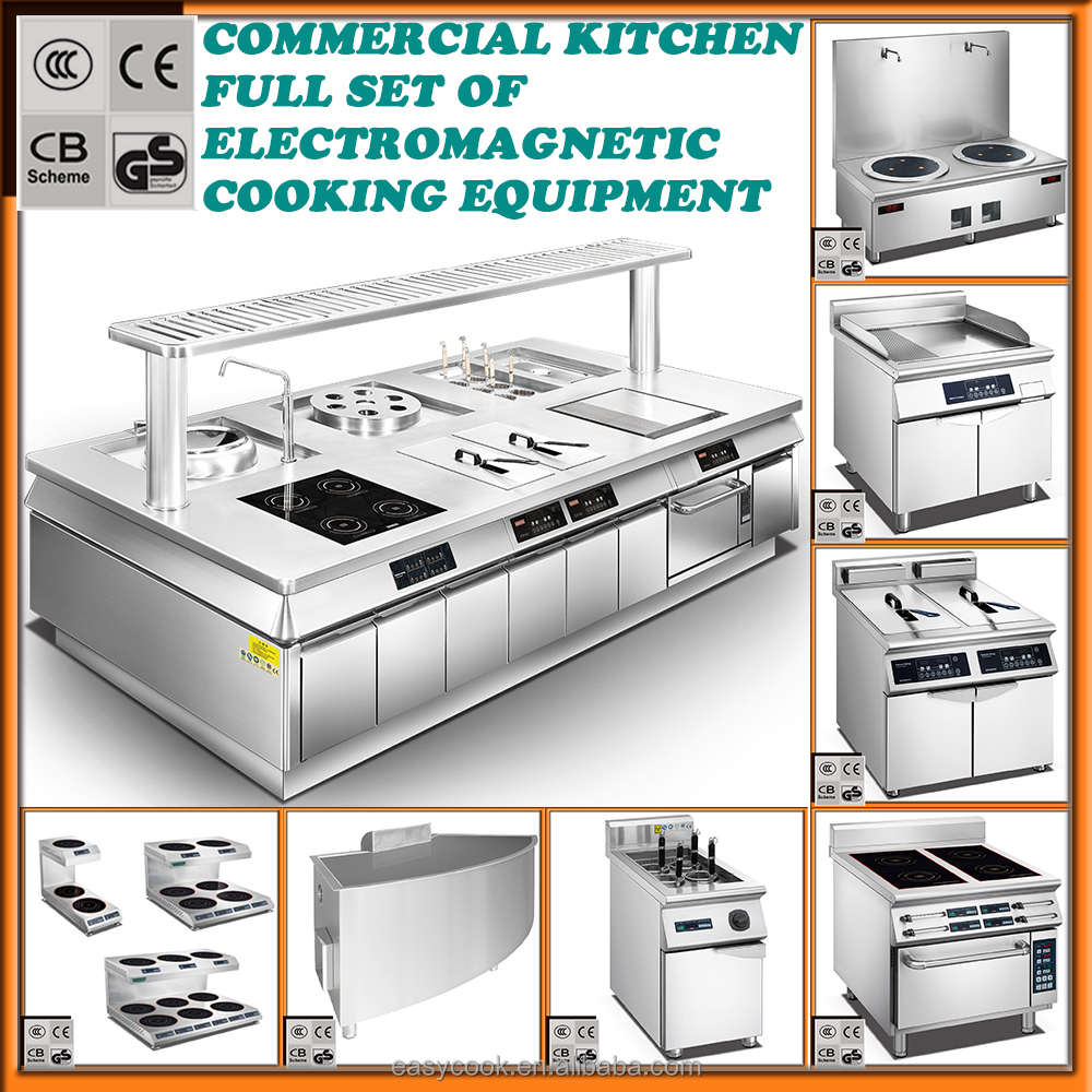 Restaurant Kitchen Equipment ~ List manufacturers of catering equipment kitchen buy