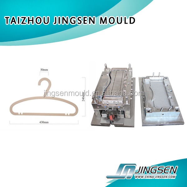 high quality mould / plastic mould maker / plastic hanger mould
