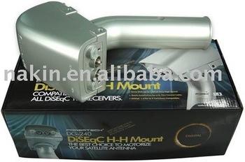 Diseqc h h motor dg 240 buy diseqc motor satellite dish for H and h motors