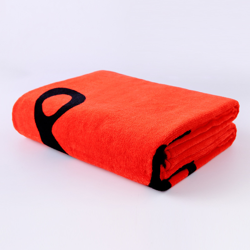 Custom Soft Touch Feeling Cut Velvet 100% cotton Absorbent Golf <strong>Towel</strong>/Gym <strong>Towel</strong>