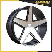 ZUMBO A0093 car rims fit for bmw X5 2014 20 22 24 26 inch alloy wheel 5x120