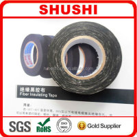 Pressure Sensitive Adhesive Type and black Adhesive electrically conductive cloth tape