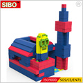 SIBO large foam intelligence building blocks,building plastic brick toys blocks