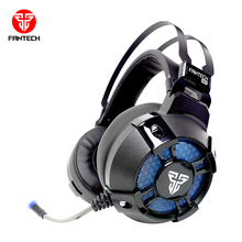 Fantech New Products Oem Custom Stereo Gaming Headphones And Gaming Headsets 7.1 TRRS Gaming Headset