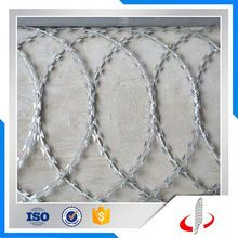 50 Cm Bto-22 Concertina Razor Barbed Wire Coil
