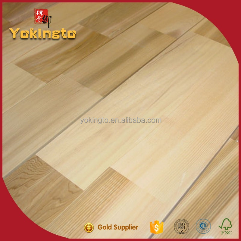 Pine wood solid wood finger laminated joint board Edge glued board