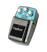 Daphon Classical Metal Enclosure Pedal Preamp Guitar