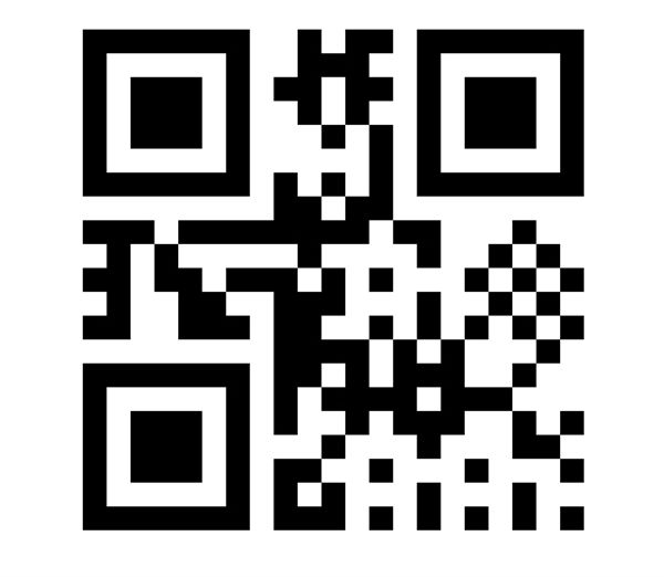 QR Code Adhesive Stickers