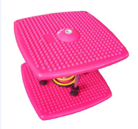 indoor sport dance board, colorful dance stepper, fitness device