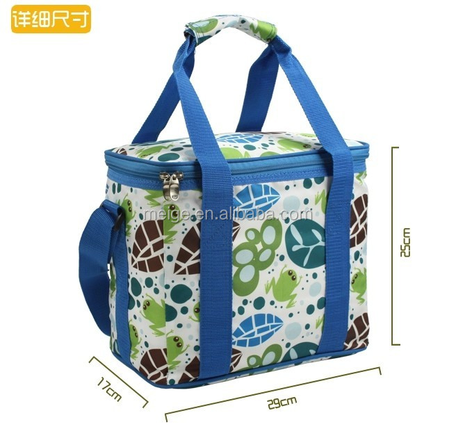 picnic trolley cooler bag/keep cool bag cooler bags/insult cooler bag