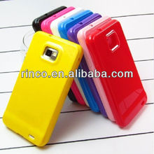 Candy Soft TPU Phone Case Cover For Samsung Galaxy S2 SII i9100