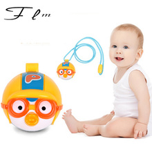 Pororo Mosquito repellent deduction children baby Mosquito repellent necklace Bird man Mosquito repellent wrist band