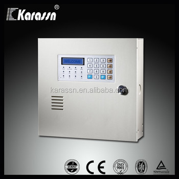 KARASSN Metal Case wireless Home Alarm with LCD Display (KS-858)