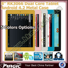 Rk3168 dual core chinese oem android tablet manufacturers