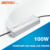 Constant Voltage slim IP67 12v 8.3a 100w led driver waterproof power supply