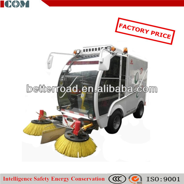 road sweepers ZQZ16DDTS/street cleaning truck ZQZ16DDTS