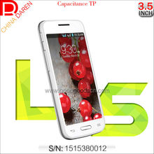 Lowest priced Capacitive Tounch screen Qual band Dual sims 3.5 inch PDA mobile phone with Bluetooth for Thailand