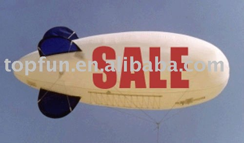 inflatable blimp/inflatable advertising