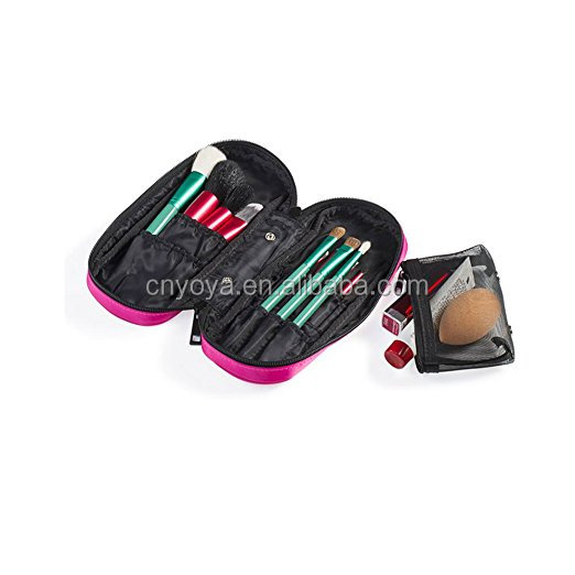 Makeup brush organizer Cosmetic pouch holder Multifunctional Cosmetic bag