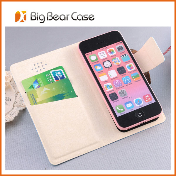 universal wallet case leather case for lg g pad 8.3