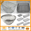 stainless steel coffee fifter, kitchen cooking wire mesh basket and strainer colander sieve