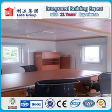 Weifang Henglida china made restaurant/office /camp/coffee shop for sale modular container house