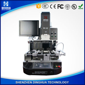Dinghua Semi auto repair station iPhone repair machine with optical alignment system DH-A2