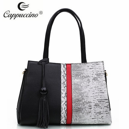 Newest wholesale designer grade A cow leather lady hobo tote bags